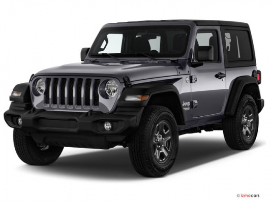 Bump it up: Jeep front bumpers and winch mounts