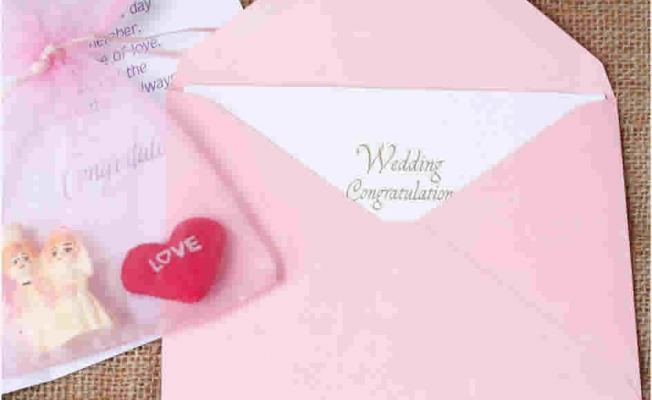 Writing Wedding Wishes That Don't Sound Official
