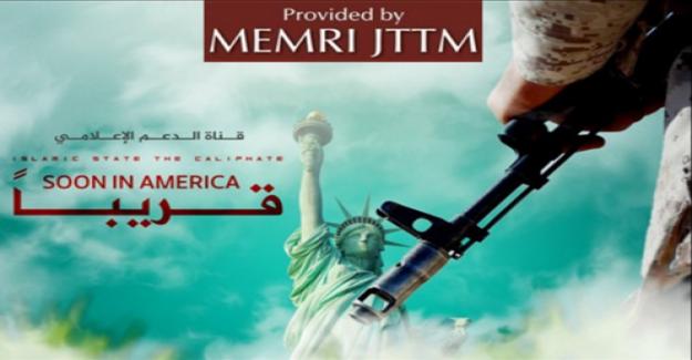 Dschihadisten Feiern 9/11 Jubiläum, Gelübde zu schlagen America wieder in Telegramm Kanäle