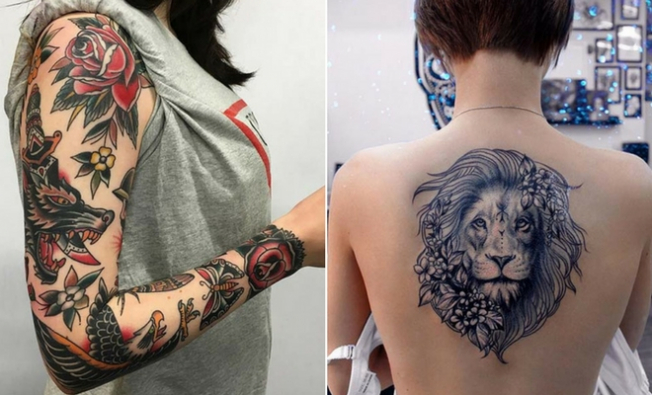 Female Tattoos-Avoid these 6 Ugliest Placements, or Regret Later