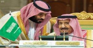 Saudi arabia: the united states senate has been affected
