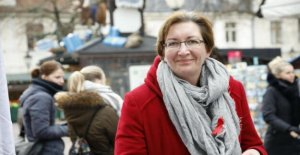 Before the state election : red-Red-Green woman wants lists rate for the Brandenburg country