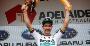VIDEO. Sagan grabs first victory of season in Tour Down Under