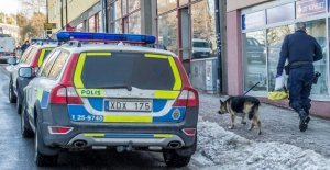 Murder suspect has arrived to Sweden – will be heard tonight