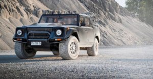 Lamborghini wants the 'Rambo Lambo' build