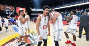 Antwerp Giants once again next to Ostend in the lead after a smooth victory against Aalst