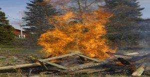 Eldningsförbud – this is what applies