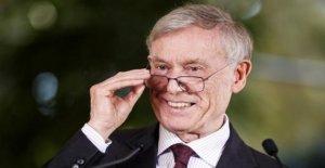 Ex-Federal President Köhler on UN Post