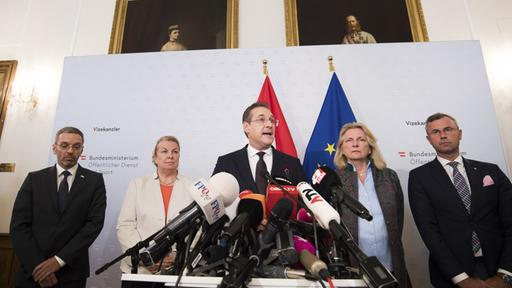 Strache-Video: Was the release right?