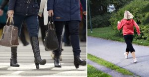 Study: Those who walk fast live longer
