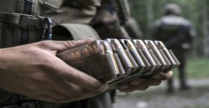 The army scrapped half of their ammunition unused