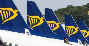 Also, the Irish airline pilots to Ryanair choose to strike
