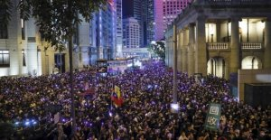 China wants to Rob Hong Kong of its soul