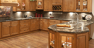 What Kitchen Cabinets Are Made...