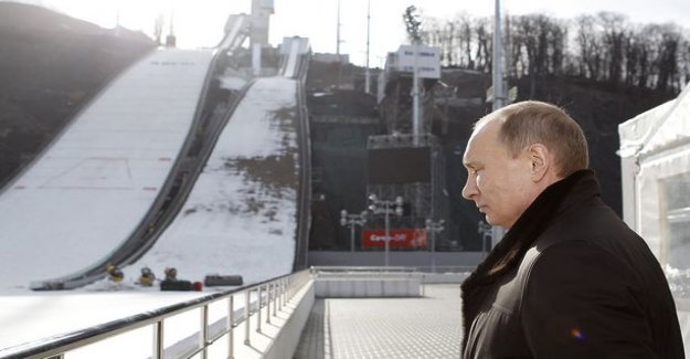 194 million hill a disaster due to the inexplicable error of judgement: putin's shrift was barren - the main culprit fled underground after poisoning