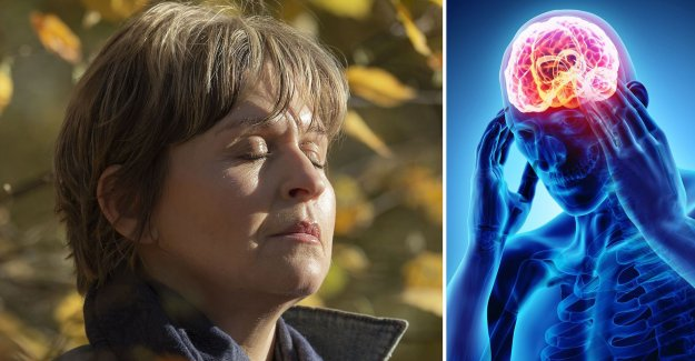 200 000 swedes suffer from hjärntrötthet