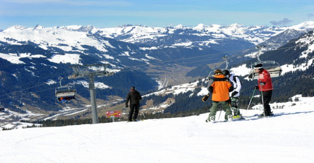 4-Year-old died after a skiing accident