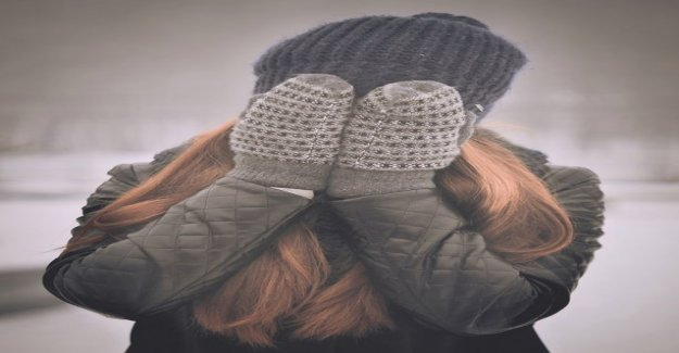 6 ways that will damage hair in the winter