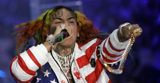 6ix9ine, the rapper that the charts storming from the cell
