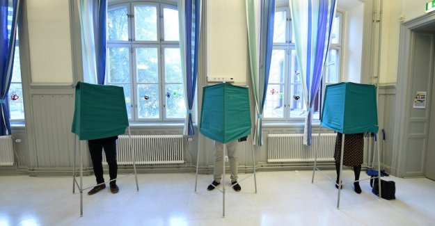 A constituency where nearly everyone went and voted