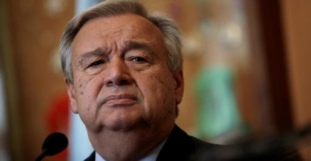 A lost year - The silence of the UN Secretary-General