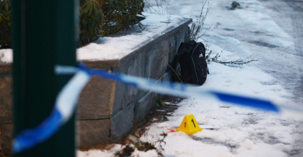 A person knifed in Vallentuna