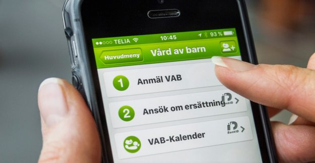 A record number of parents reported to the police for vabfusk