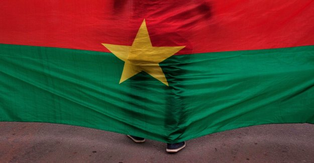 A state of emergency in Burkina Faso