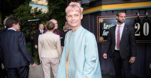 A year after the divorce: Danish singer has got a new girlfriend