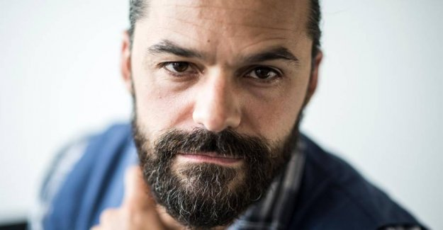 Actor detained in the airport: Had krudtslam on the body