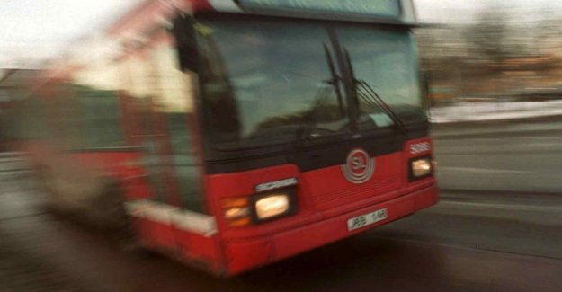 Affected men stole the SL-bus – drove several miles