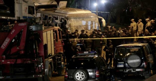 After a stop in Giza : Egyptian police kill 40 suspected terrorists