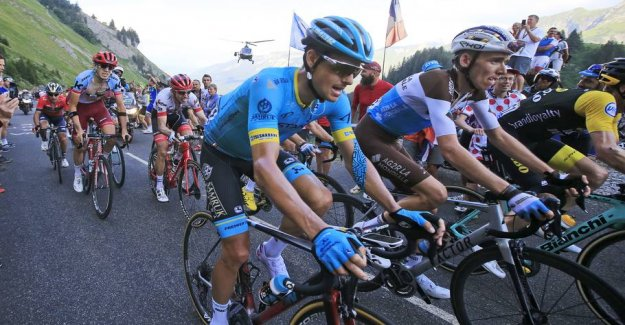 After the Tour-disappointment - Now scores Fuglsang big triumph