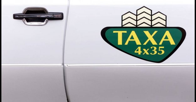 After the taxi blunder: - the Boundless greed will be punished
