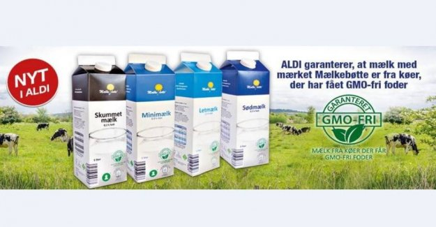 Aldi in Denmark has revealed in the scam: - We have lost