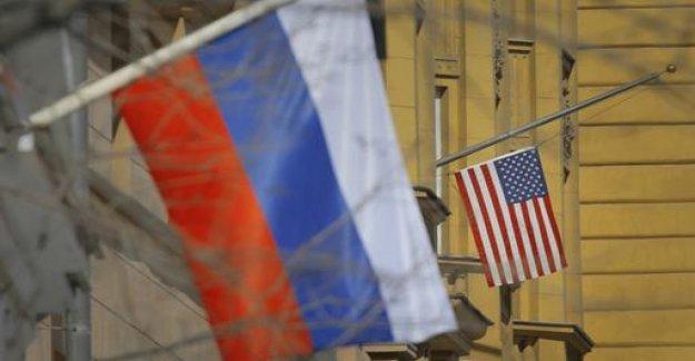 Alleged U.S. spy in Russia arrested