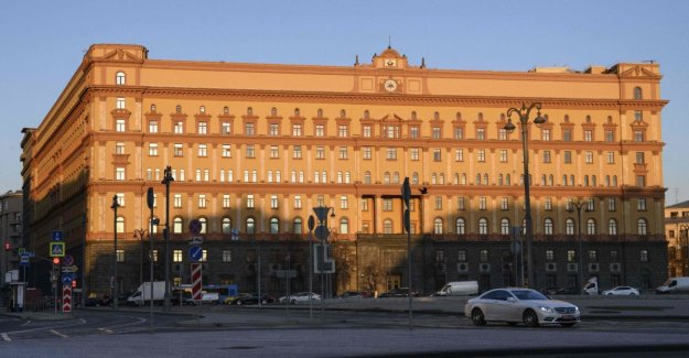 American arrested for espionage in Moscow
