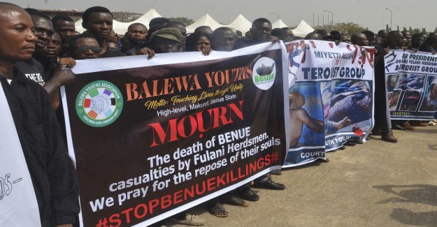 Amnesty: more Than 3 600 dead in Nigeria in three years