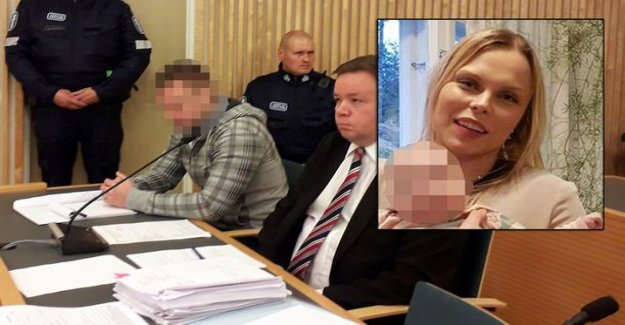 Anni Törni for killing a man accused friend is convicted today - the prosecutor demanded ten years in prison