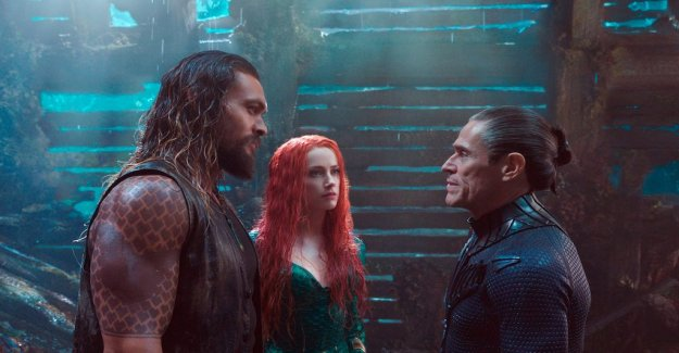 Aquaman is a success before the US premiere