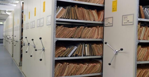 Archive in Lichtenberg : Just under 43,000-Time insight into Stasi files requested