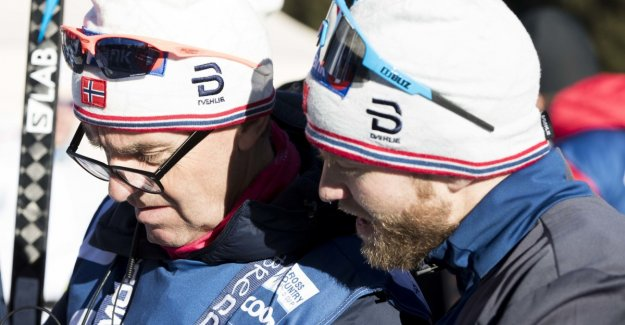 Arrangørtabbe sent sundby's time any further - so he was turned out