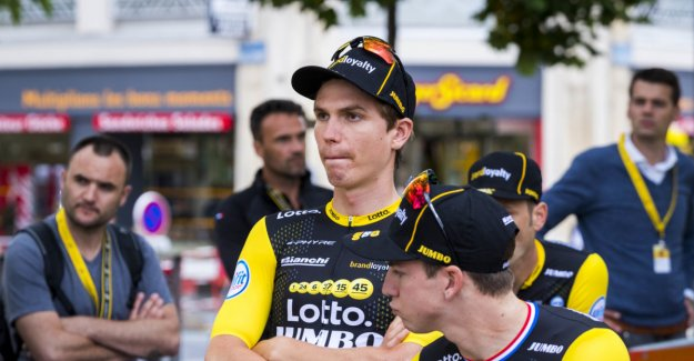 – As long as everything goes as normal, it is the Tour de France I will be running
