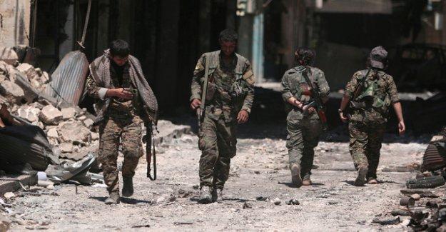 Assad's army marched into Kurdish town on Turkey border