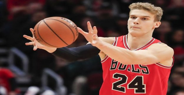 Awesome win! The Chicago Bulls surprised the San Antonio Spurs - Lauri Markkanen devoured 23 points