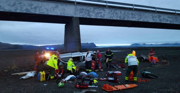 Bad car accident: Infant among those killed