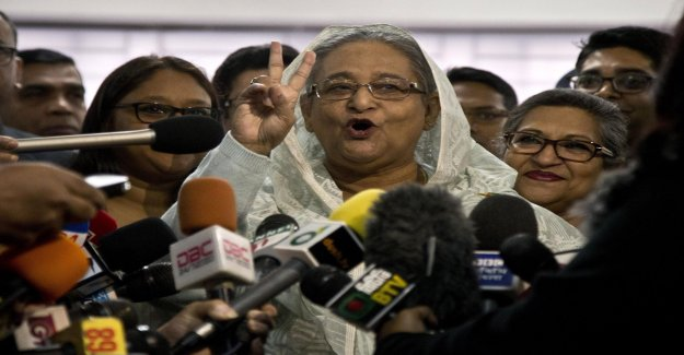 Bangladesh: the 288 seats in disputed election