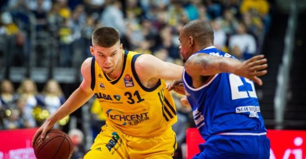 Basketball-Bundesliga : Alba Berlin loses nearly in Munich