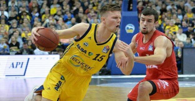 Basketball-Bundesliga : Alba Berlin wins against pour