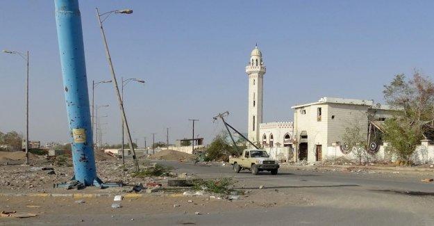 Battles around Hodeidah in Yemen despite ceasefire